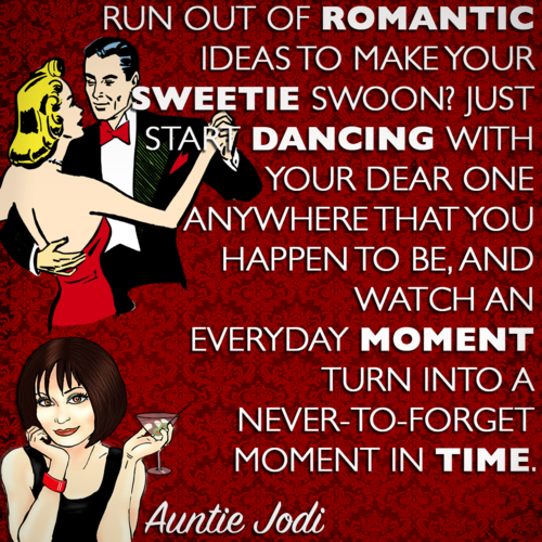 Auntie Jodi's Hint #18